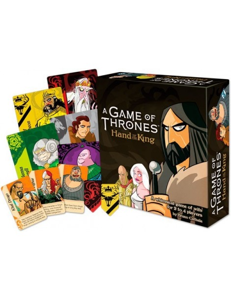 A Game of Thrones: Hand of the King (Inglés)