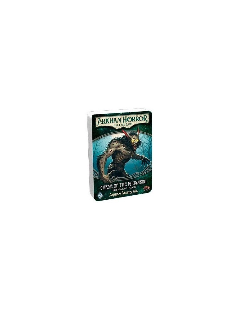 Arkham Horror LCG: Curse of the Rougarou (Inglés)