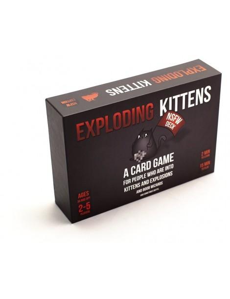 Exploding Kittens: NSFW Deck (Inglés)