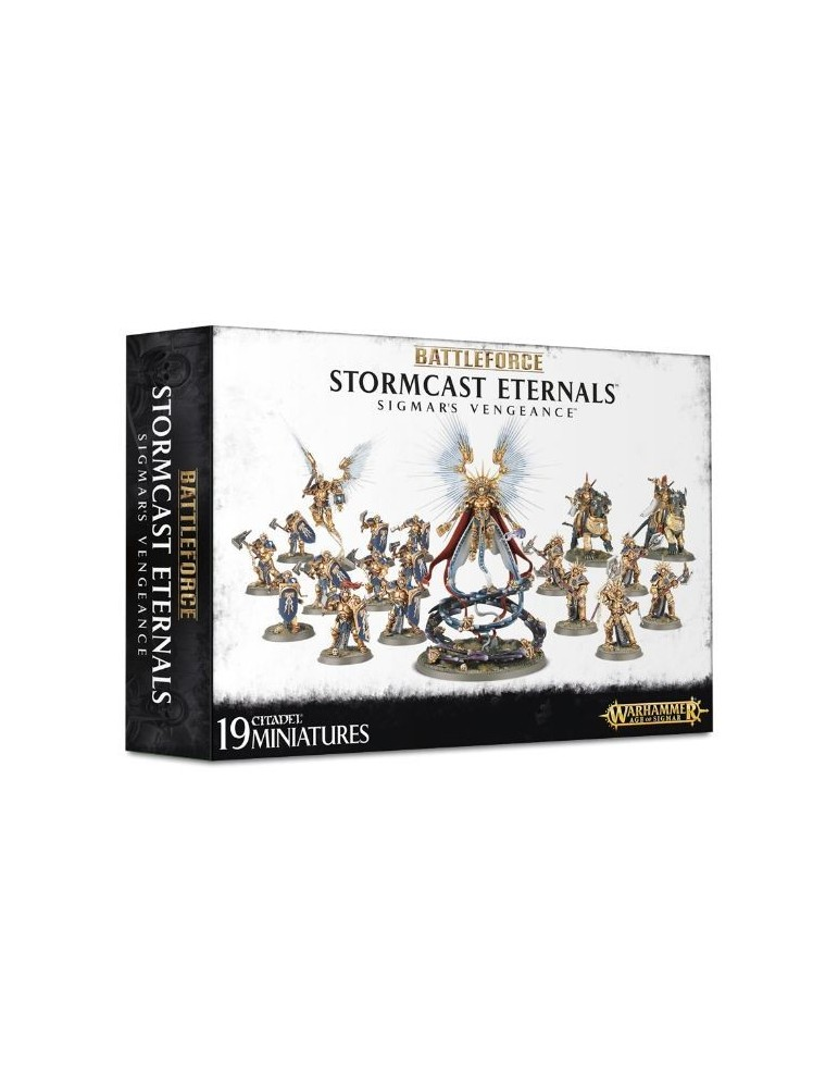 Battleforce: Stormcast Eternals Sigmar's Vengeance