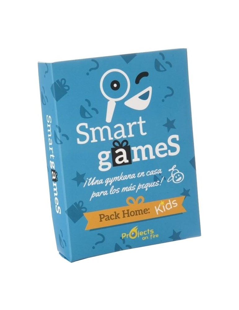 Smart Games: Pack Home Kids