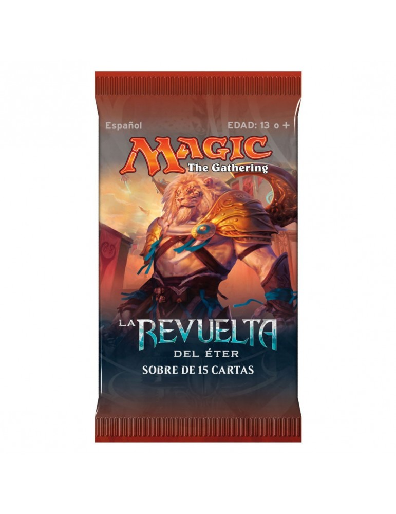 Magic: La revuelta del éter - Sobre de 15 cartas