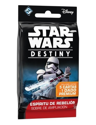 Star Wars: Destiny - Espíritu...