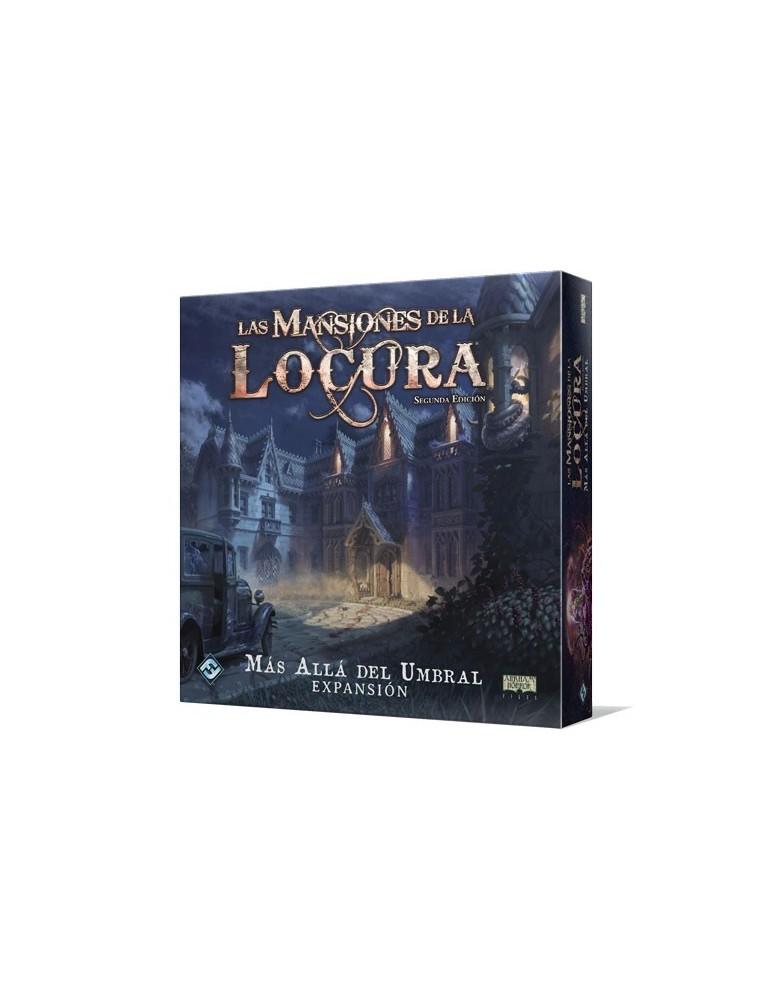 Las Mansiones de la Locura: Segunda Edición - Más Allá del Umbral