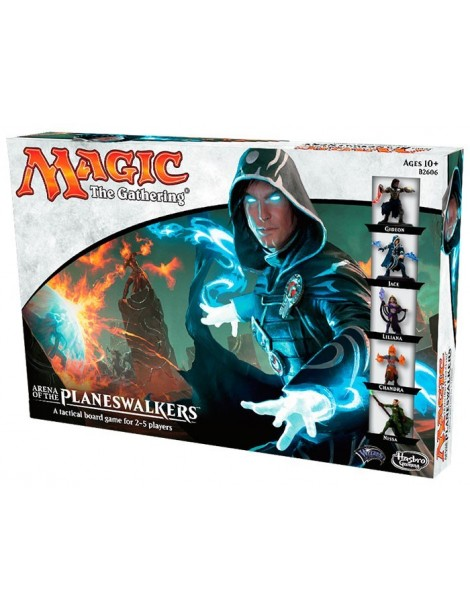 Magic: Arena of the Planeswalkers (Castellano)