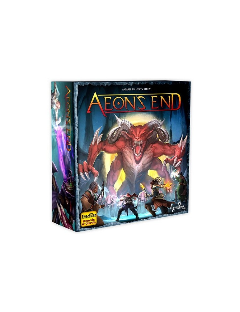 Aeon's End: Second Edition (Inglés)
