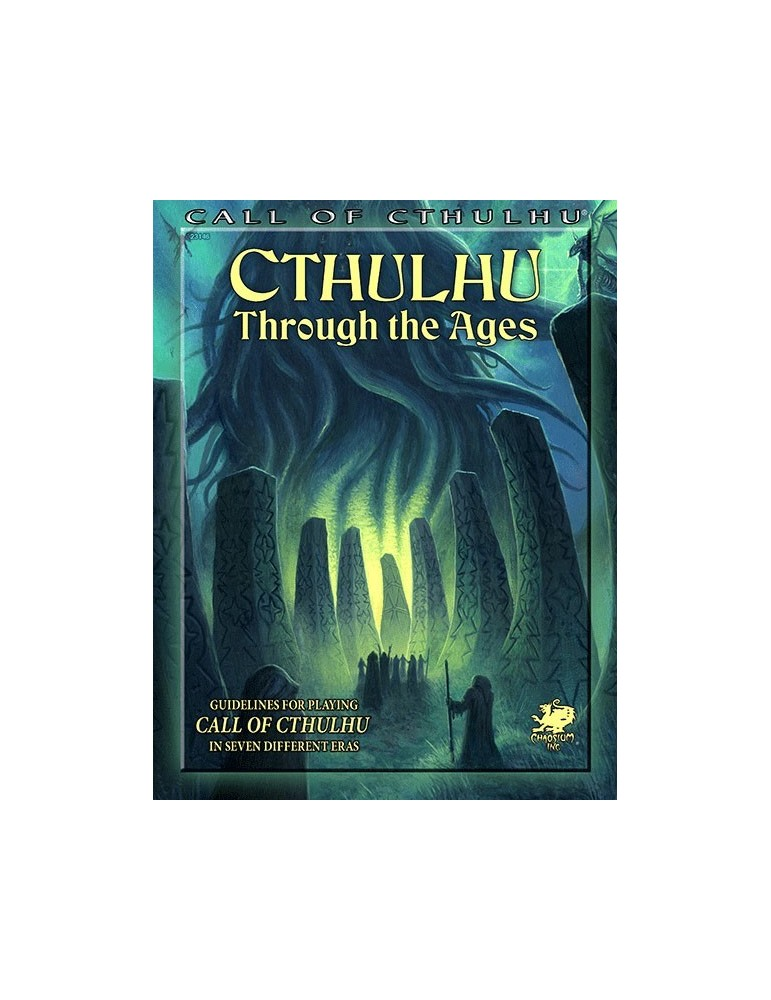 Cthulhu Through the Ages