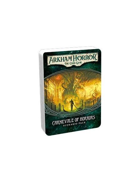 Arkham Horror LCG: Carnevale of Horrors (Inglés)