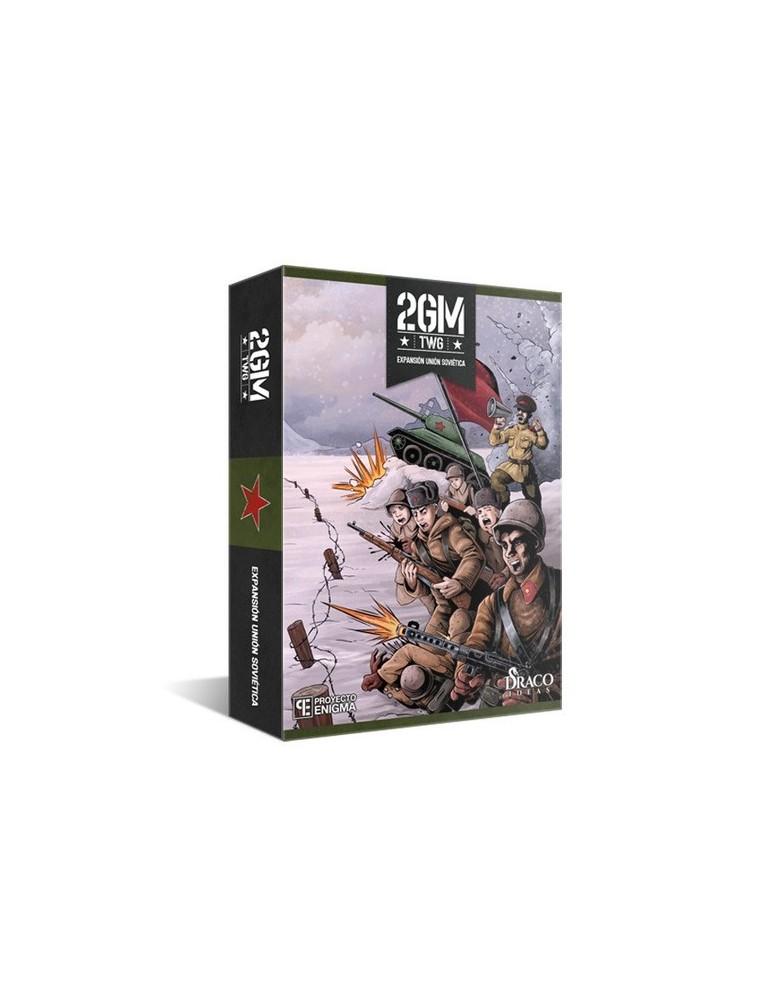 2GM Tactics: Expansión Unión Soviética (Edición Kickstarter)