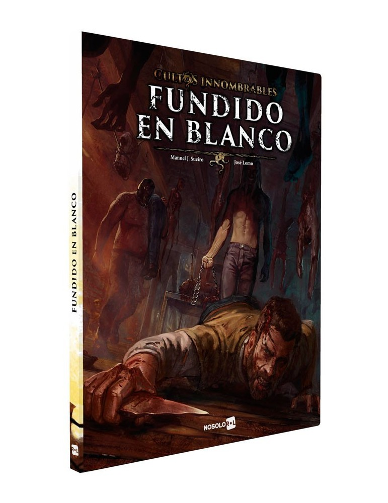 Cultos Innombrables: Fundido en blanco + Copia Digital