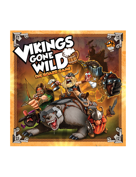 Vikings Gone Wild (Inglés)