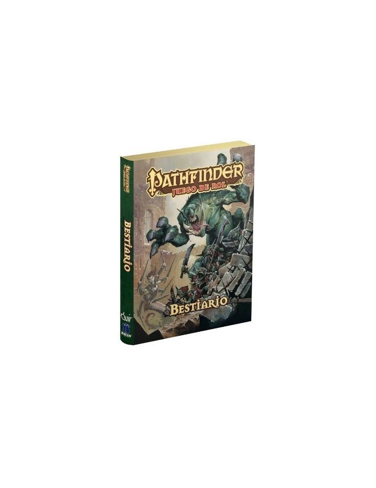 Pathfinder: Bestiario (Edición de bolsillo)