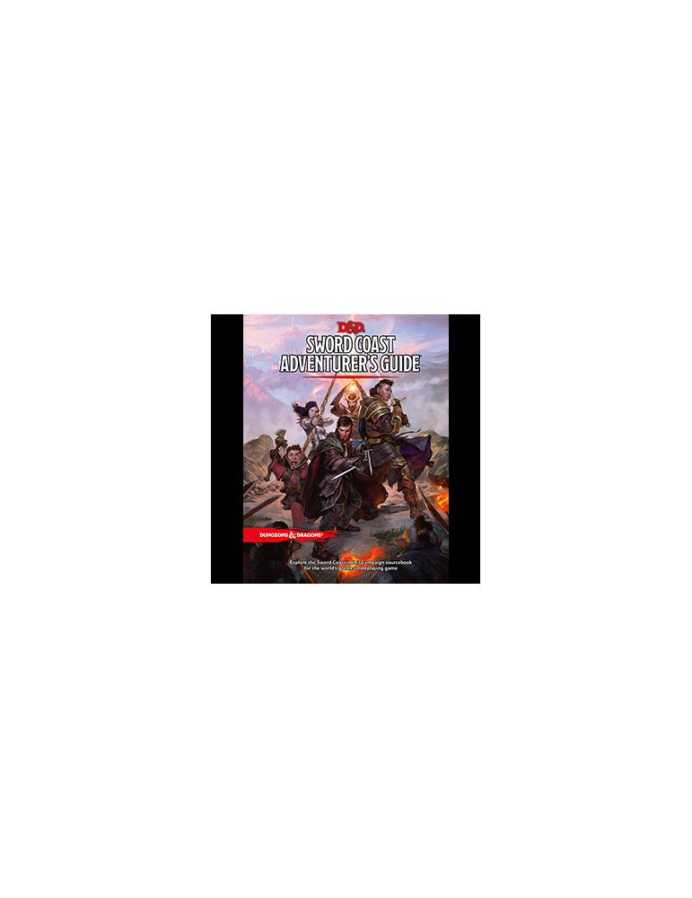 Dungeons & Dragons Next: Sword Coast Adventurer's Guide