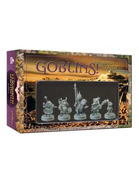 Jim Henson's Labyrinth: Goblins!