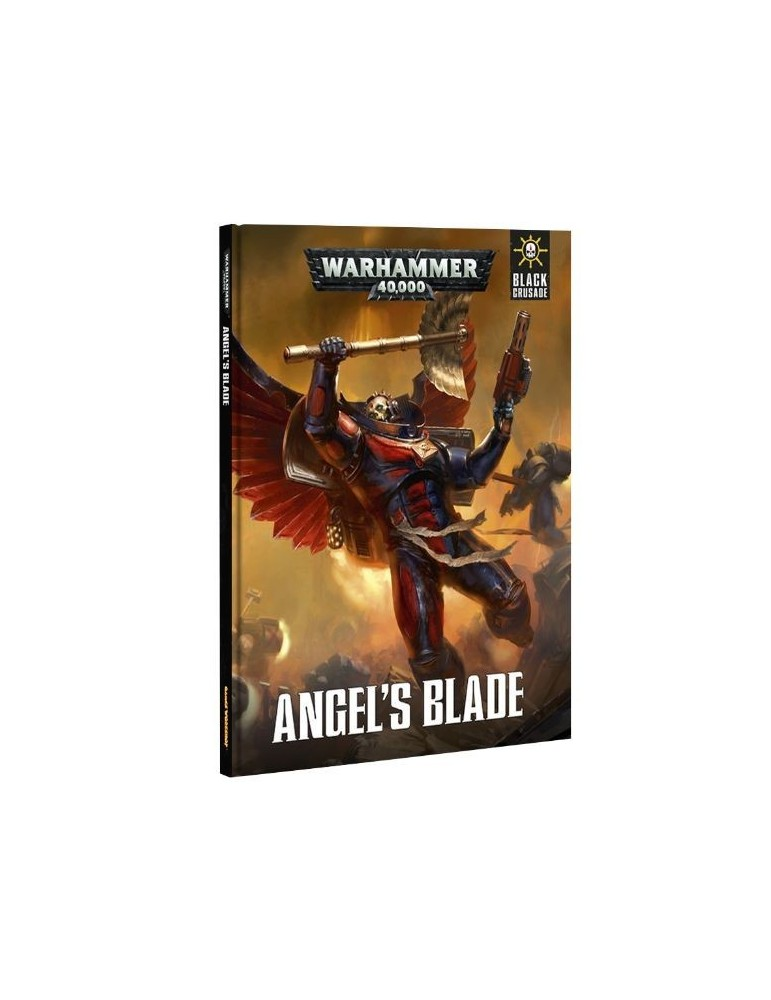 Black Crusade: Angel's Blade (Inglés)