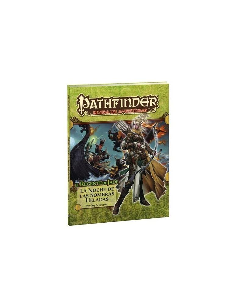 Pathfinder: El Regente de Jade 2 - La noche de las sombras heladas