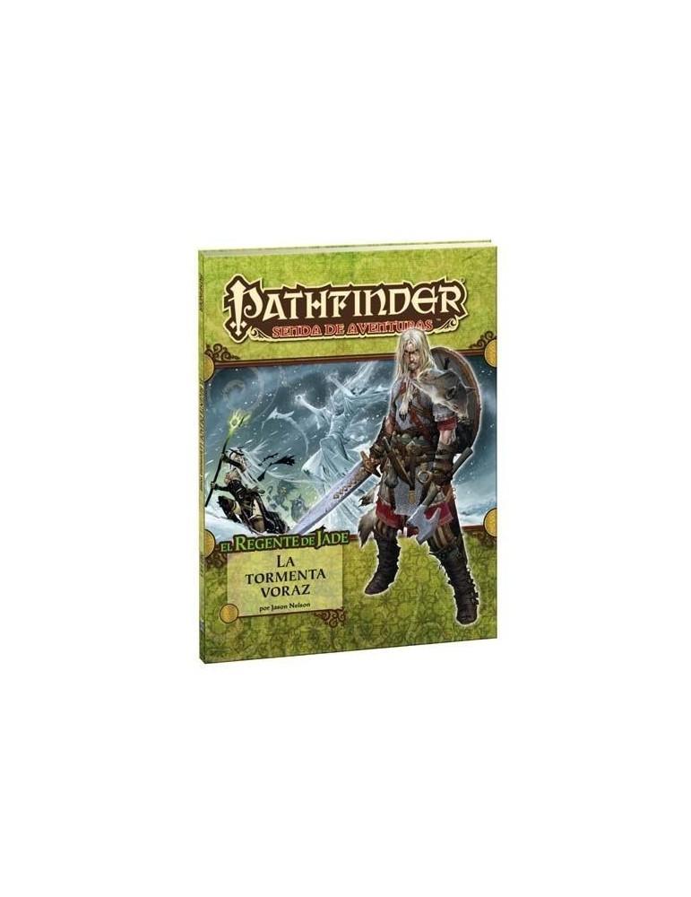 Pathfinder: El Regente de Jade 3 - La tormenta voraz