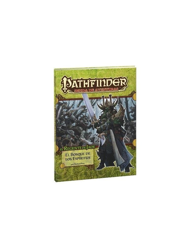 Pathfinder: El Regente de Jade 4 - El bosque de los espíritus