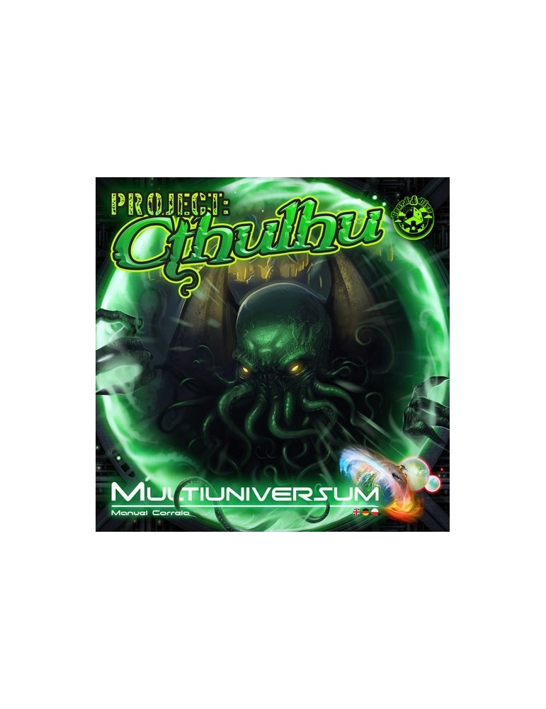 Multiuniversum - Project: Cthulhu (Inglés)