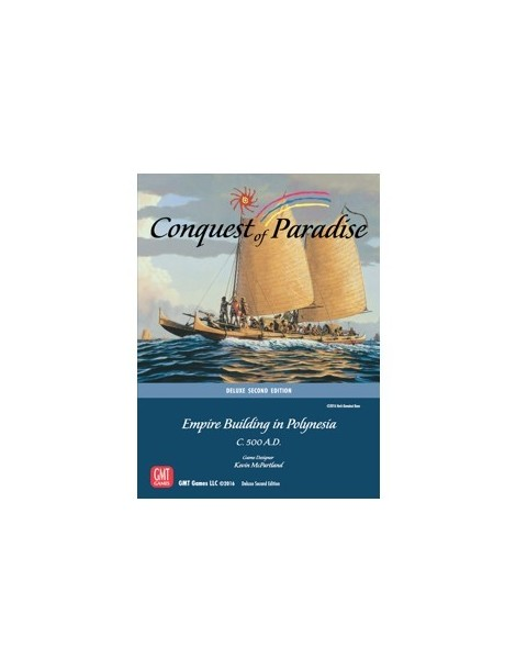 Conquest of Paradise: Deluxe 2nd Edition