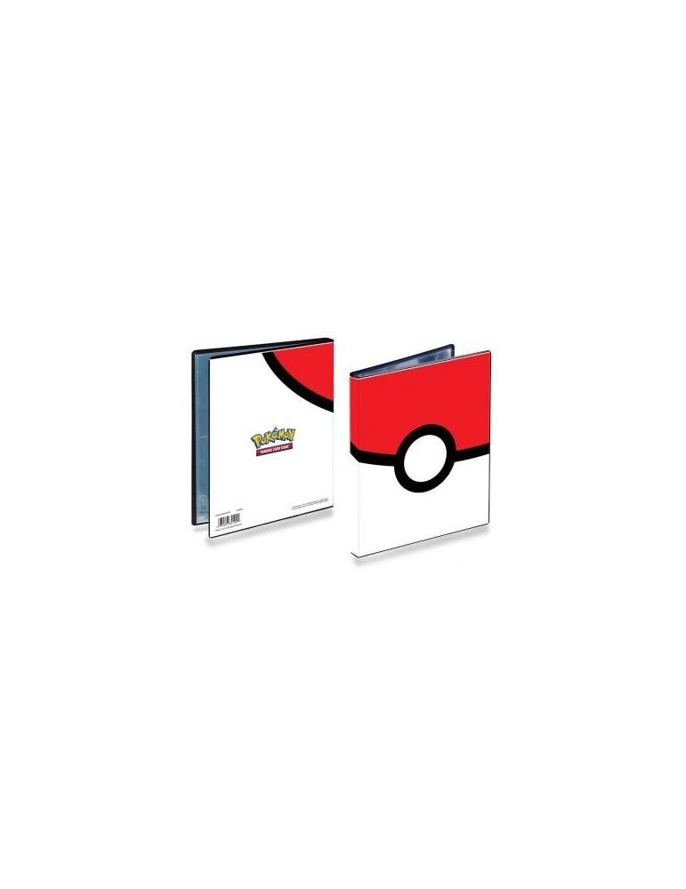 lbum 4 bolsillos Pokémon
