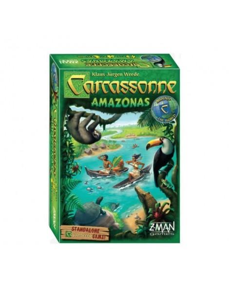 Carcassonne: Amazonas (Inglés)