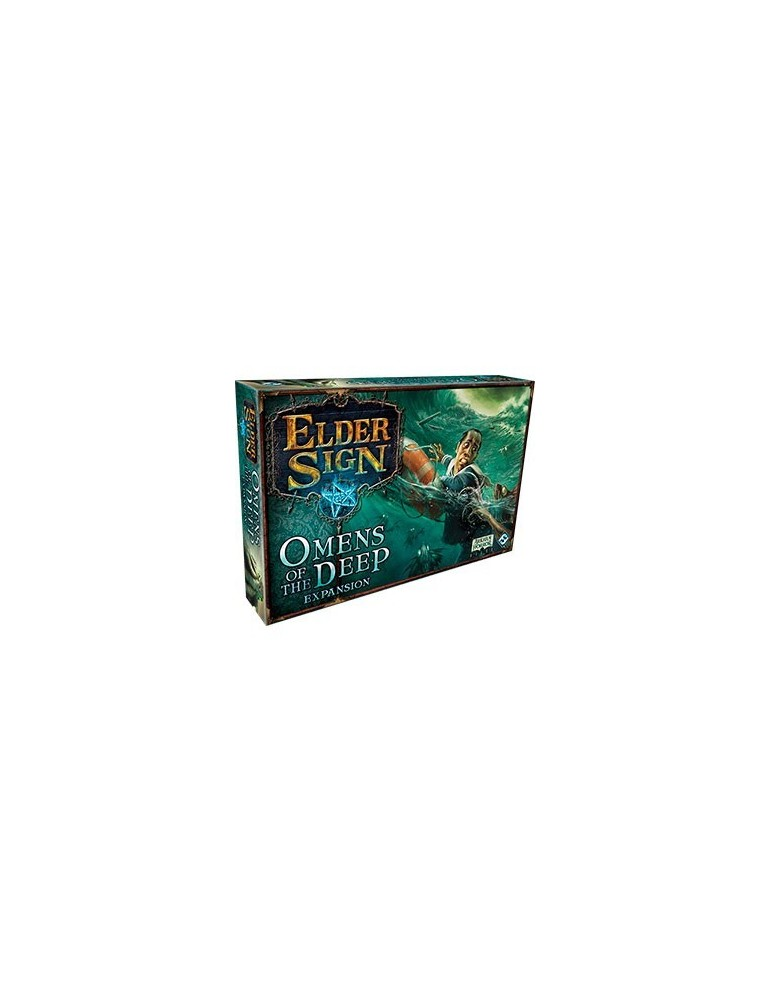 Elder Sign: Omens of the Deep (Inglés)