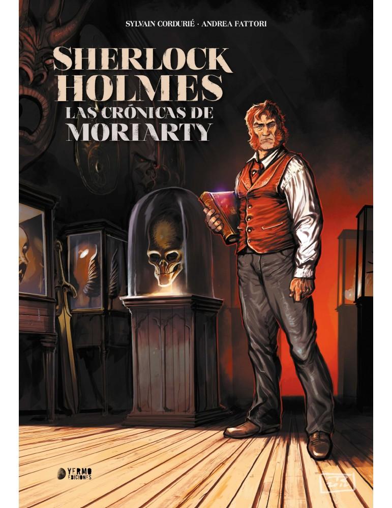 Sherlock Holmes. Las crónicas de Moriarty
