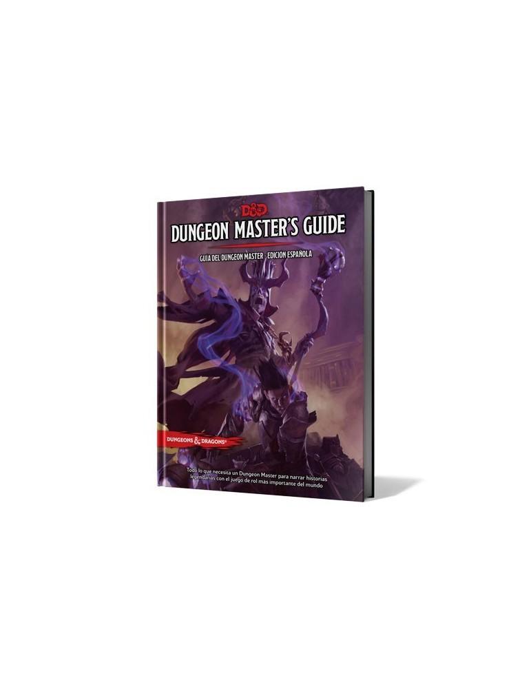 Dungeons & Dragons: Guía del Dungeon Master edición española