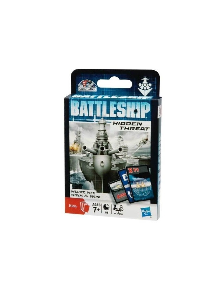 Battleship: Amenaza Secreta