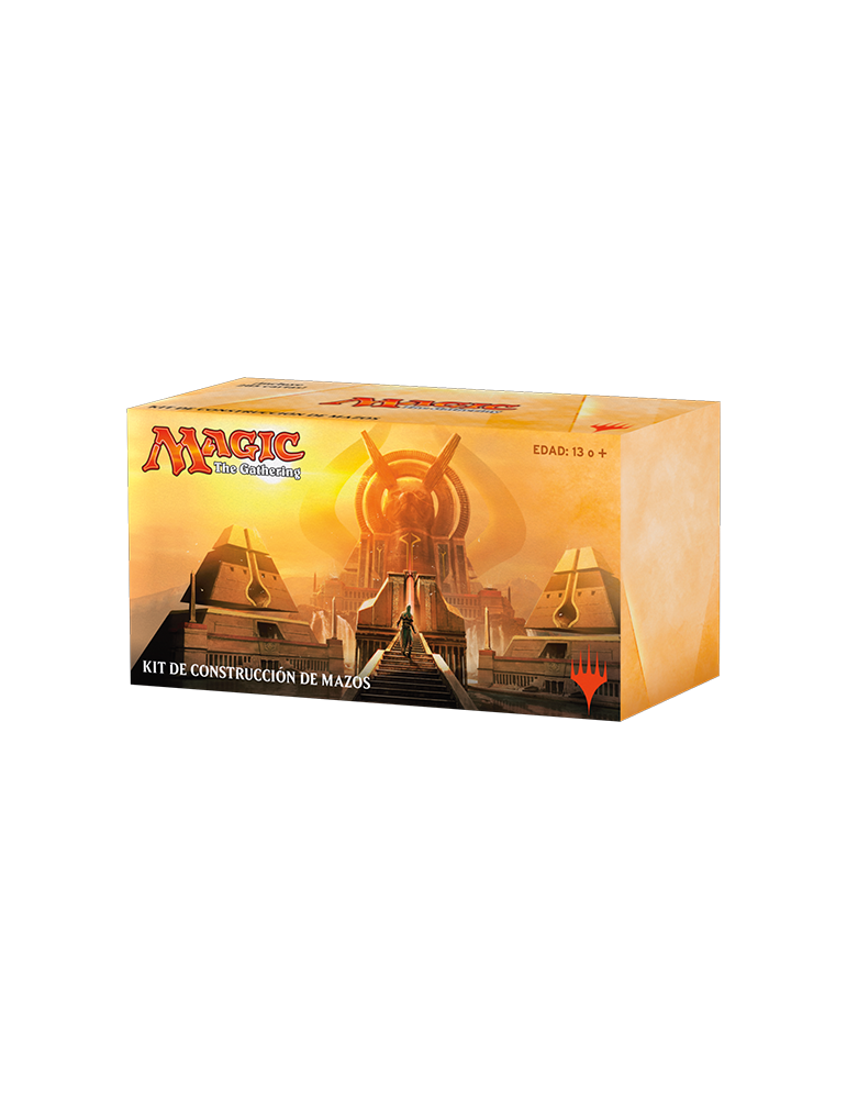 Magic: Amonkhet - Kit de construcción de mazos
