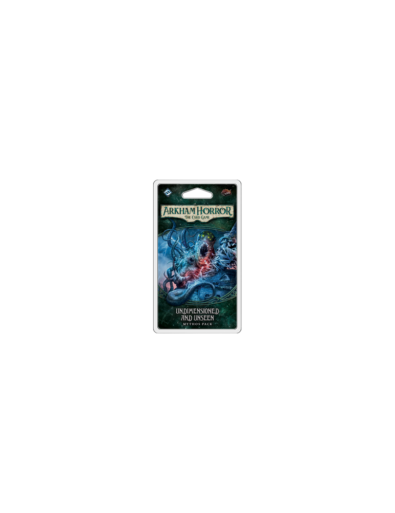 Arkham Horror LCG: Undimensioned and Unseen (Inglés)