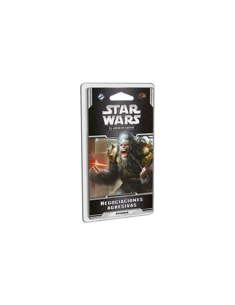 Star Wars LCG - Ciclo Alianzas: Negociaciones agresivas