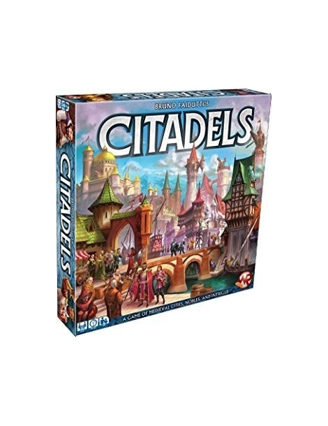 Citadels (2016 edition) (Inglés)