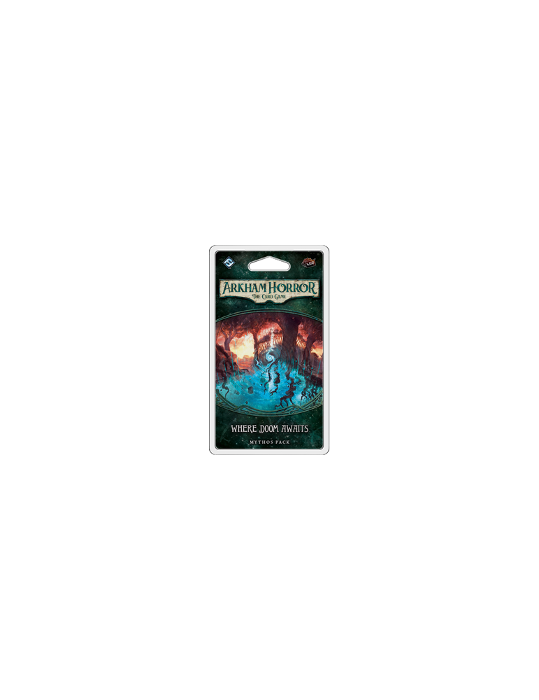 Arkham Horror LCG: Where Doom Awaits (Inglés)