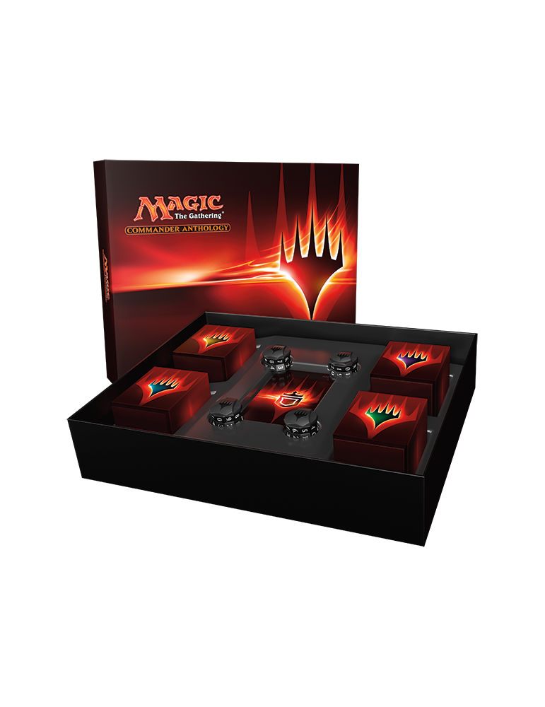 Magic: Commander Anthology (Inglés)