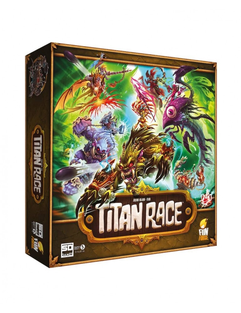 Titan Race (Castellano)