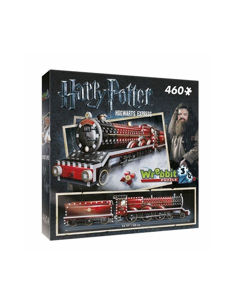 Puzle 3D Harry Potter Hogwarts Express