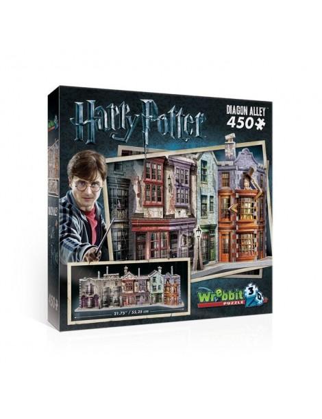 Puzle 3D Harry Potter Callejón Diagón