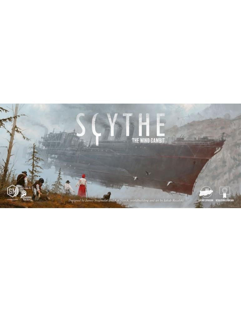 Scythe: The Wind Gambit (Inglés)