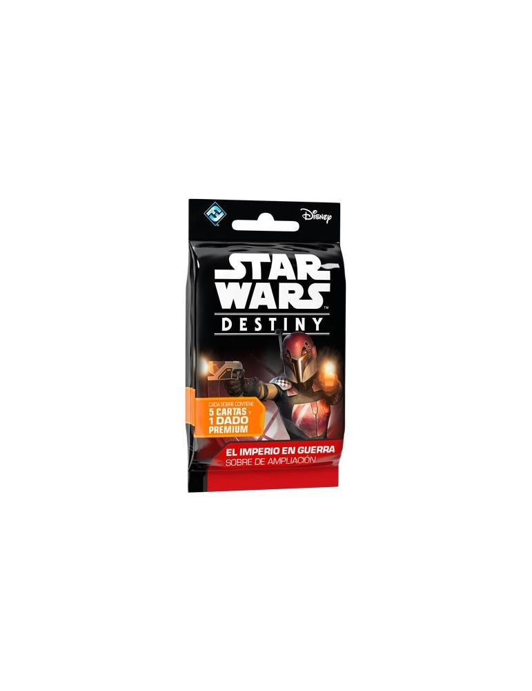 Star Wars: Destiny - El Imperio en guerra: Sobres de ampliación