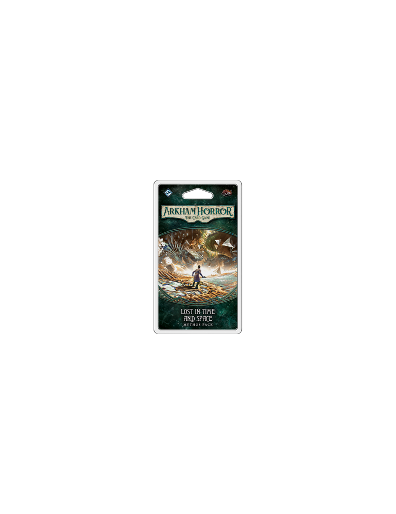 Arkham Horror LCG: Lost in Time and Space (Inglés)