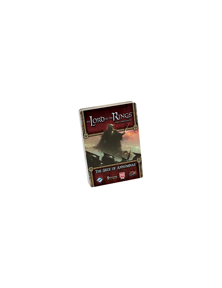 The Lord of the Rings: The Card Game - The Siege of Annuminas (Inglés)
