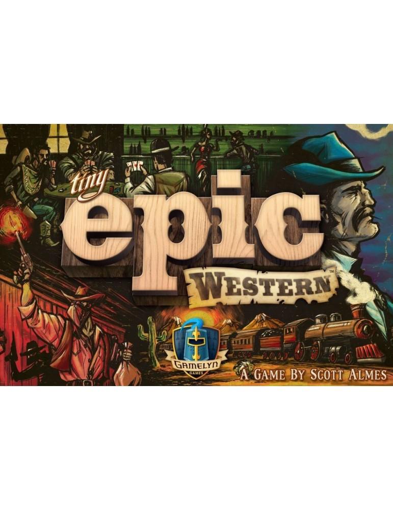 Tiny Epic Western (Inglés)