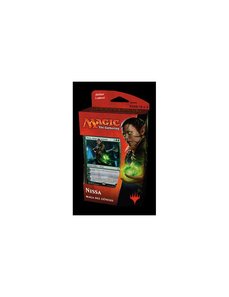 Magic: Hora de la Devastación - Maga del Génesis (Nissa)