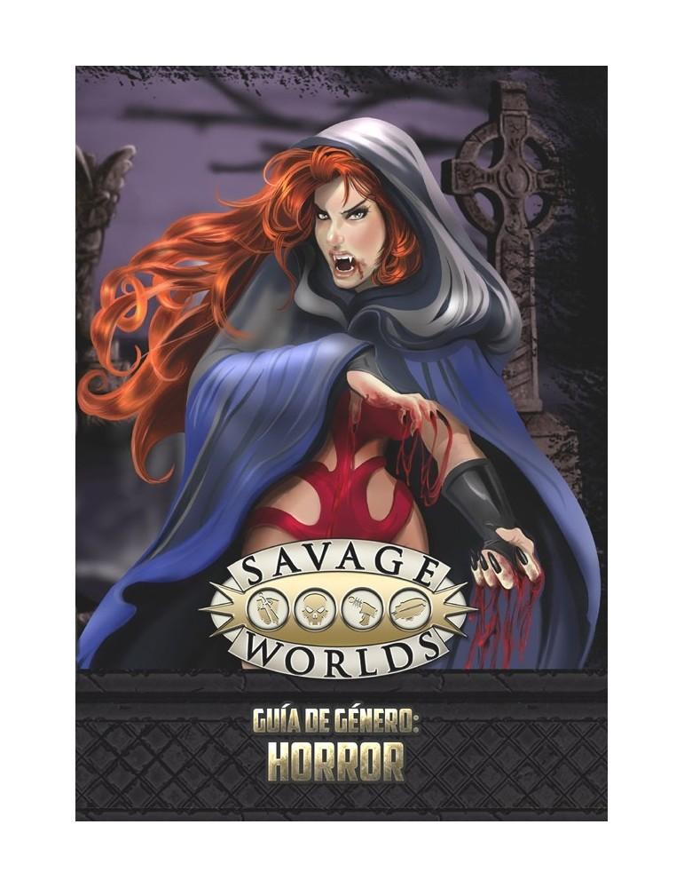 Savage Worlds - Guía de género: Horror