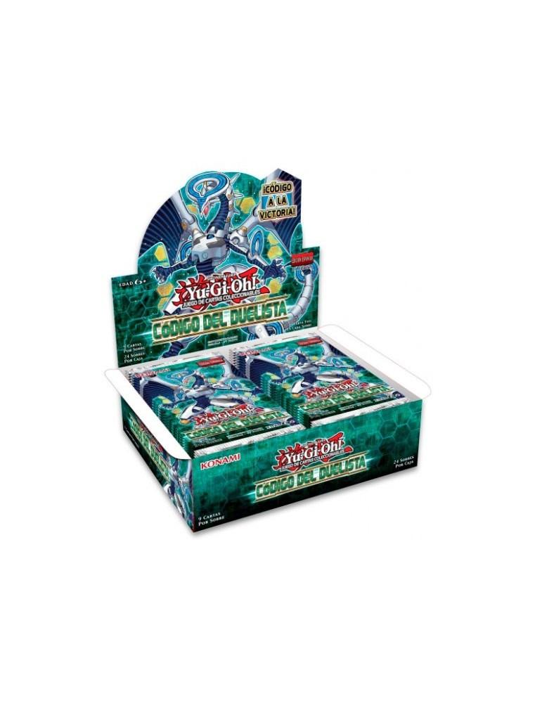 Yu-Gi-Oh! Código del Duelista (Sobre de 9 cartas)