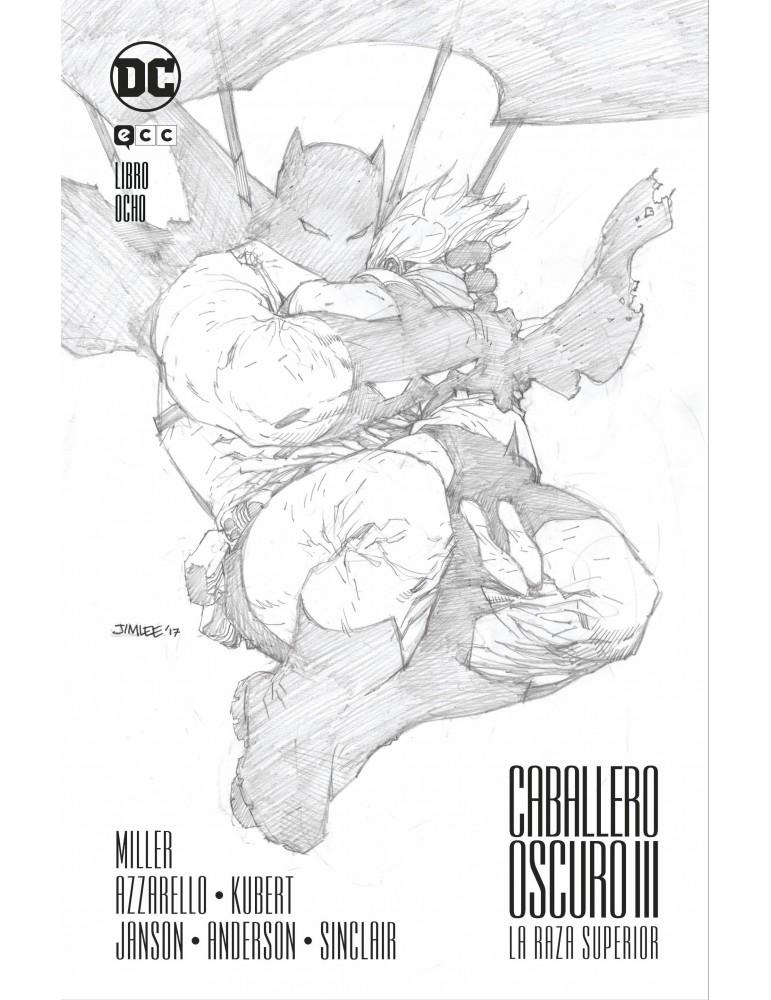Caballero Oscuro III: La raza superior núm. 08 (cartoné)