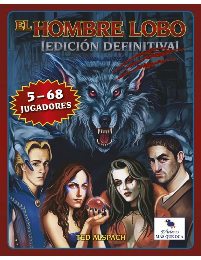 Hombre Lobo: Edición Definitiva