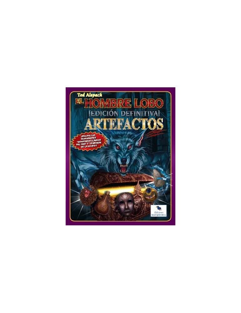 Hombre Lobo: Edición Definitiva - Artefactos
